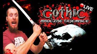 GOTHIC 1 - MROCZNE TAJEMNICE ☠️ JESTEM MAGIEM! - Na żywo