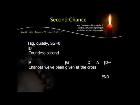 Second Chance Karaoke, backing track, cover