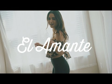 Nicky Jam- El Amante (Cover)
