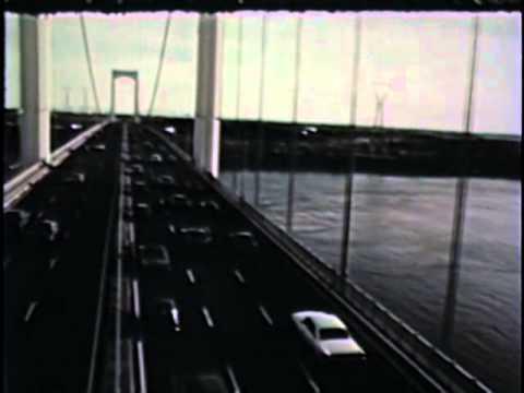 Capsule 1 - La construction du pont Pierre Laporte - Ville de Québec, Canada