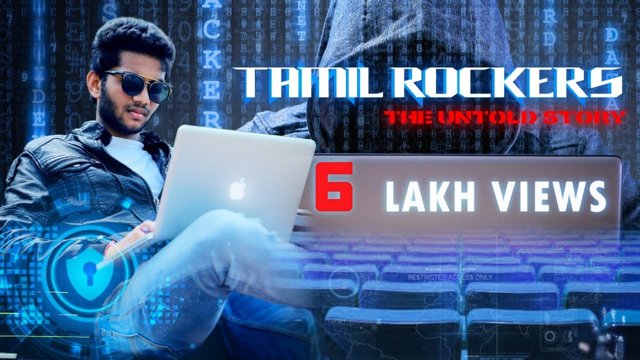 Download Tamilrockers - The Untold Story  |Short Film 2018 | S.V.Rohit Kumar | HerVoice Productions