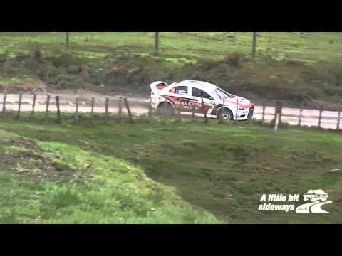 2015 Rally Wairarapa   SS2 Ridge Road