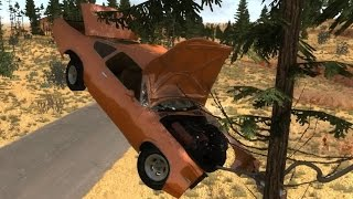 Canyon of Speed - BeamNG.drive