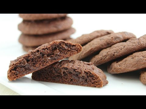Chewy Chocolate Chip Cookies- extra weich & schokoladig