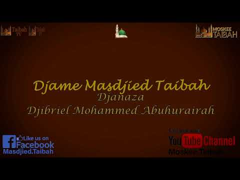 Djame Masdjied Taibah