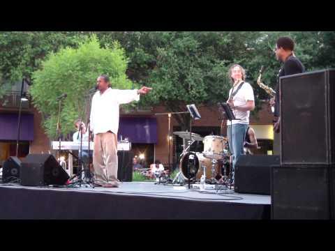 "Freddie Jones Jazz Group ""Street Life"" at Addison's Jazz Festival 2013"