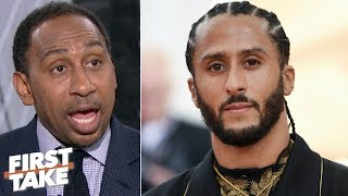 The Steelers should sign Colin Kaepernick - Stephen A. | First Take