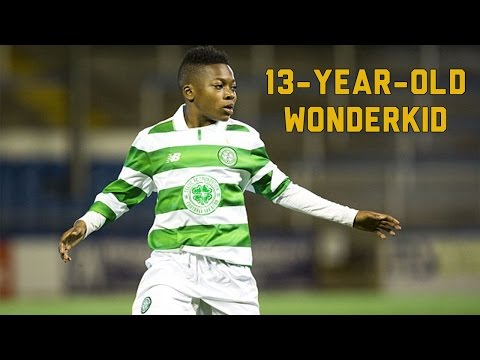 Karamoko Dembele ● 13-YEAR-OLD Wonderkid | BEST OF