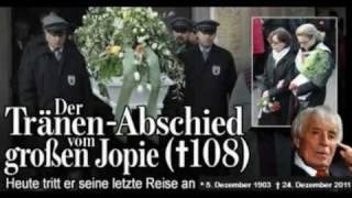 Johannes Heesters (†108) Trauerfeier & Beerdigung