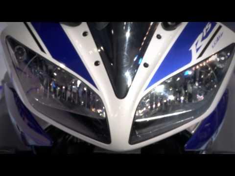 Yamaha เปิดตัวรถใหม่ในงาน Motor Show 2014