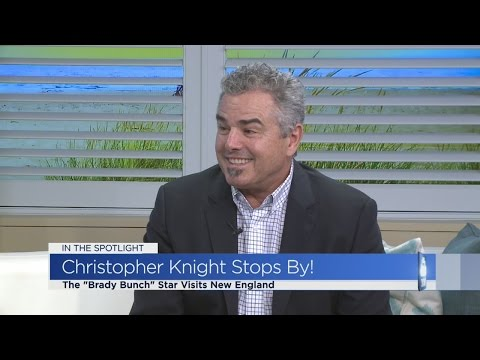 Christopher Knight Stops By!