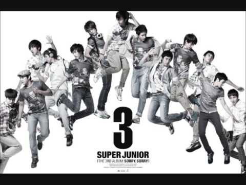 super junior its you 너라고