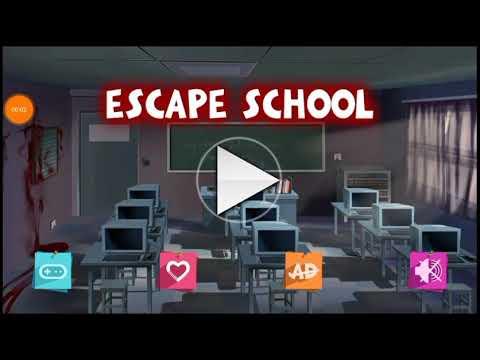 Квест колледж страха [ Escape School ] прохождение