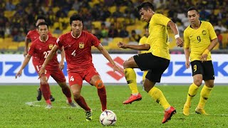 Malaysia vs Laos (AFF Suzuki Cup 2018: Group Stage Extended Highlights)