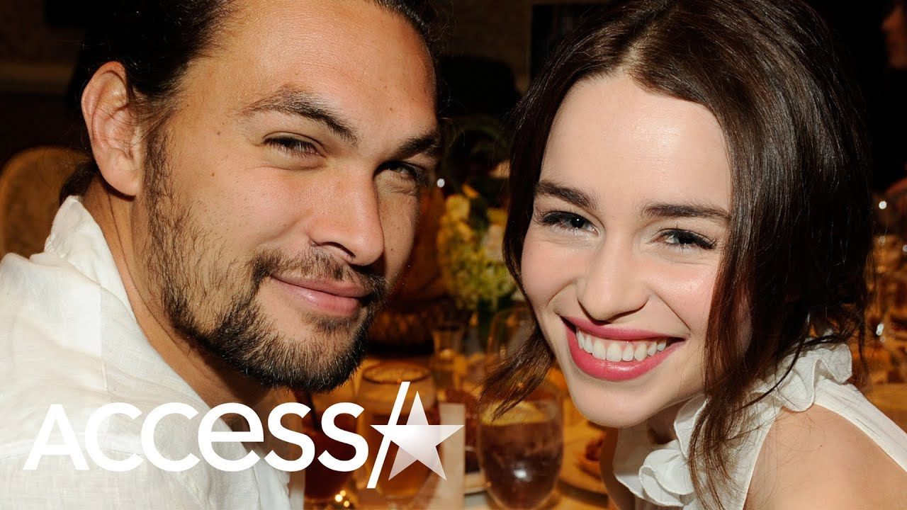Emilia Clarke Felt Pressured To Be Nude On 'Game Of Thrones' But Jason Momoa Helped Her