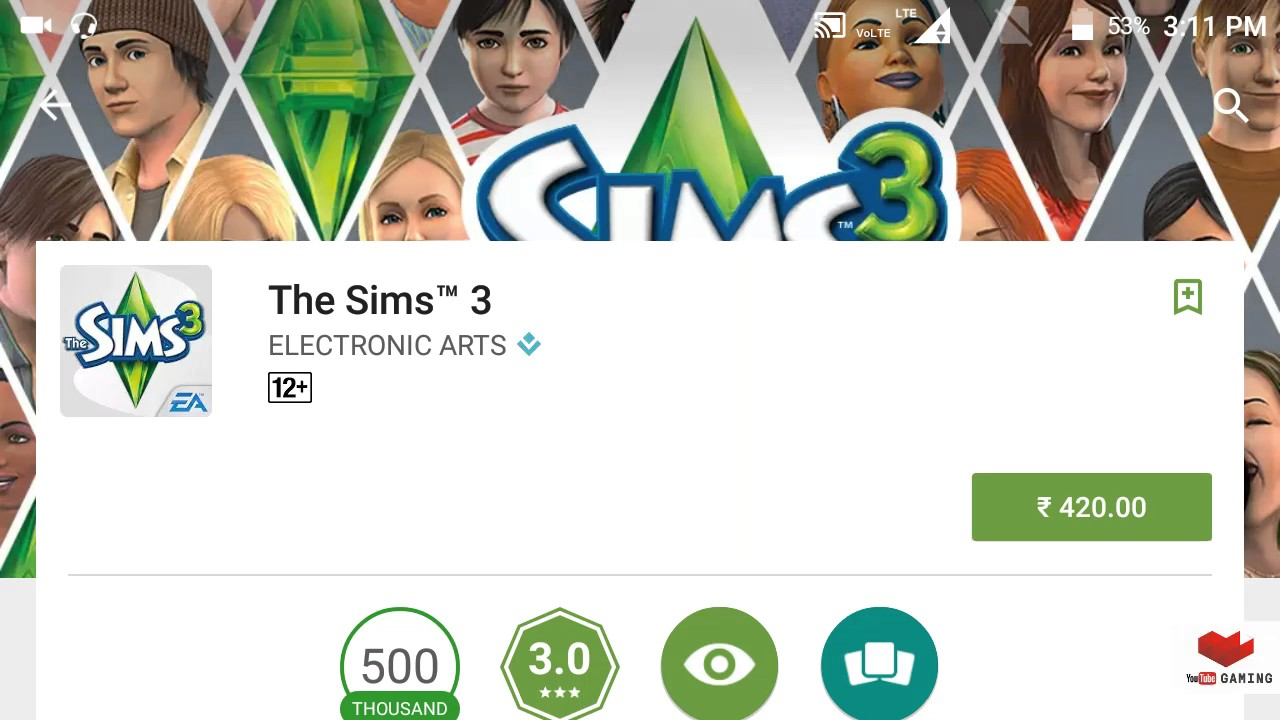 How to download Sims 3 for Android for free and installation