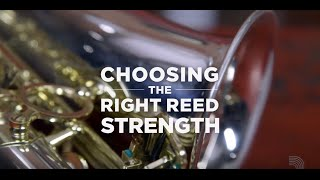 D'Addario Core: How to Choose the Correct Reed Strength