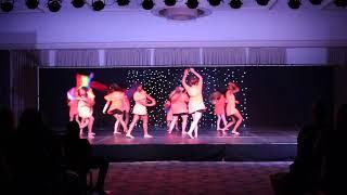 Springburn group dancing Praying!