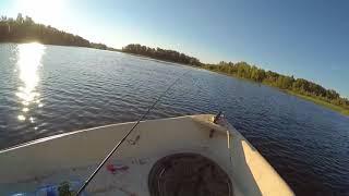 Рыбалка в Самаре на Волге, покатухи на лодке