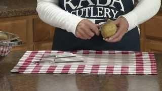 Best Way to Peel a Potato - Knife or Peeler   RadaCutlery.com