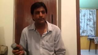 EK LADKI KO DEKHA TO...With karaoke by Vijay