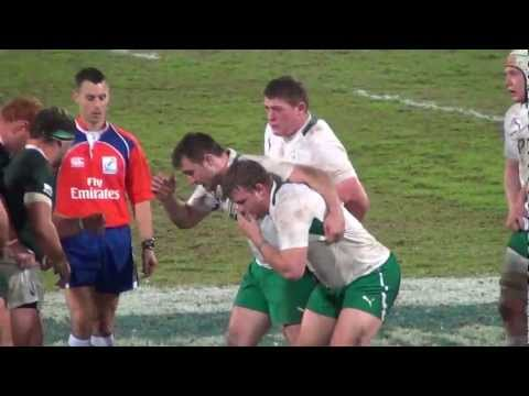 south africa junior rugby world cup 2012 video 14