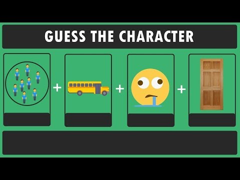 Only True Fans Can Guess The Harry Potter's Character By Emoji !!