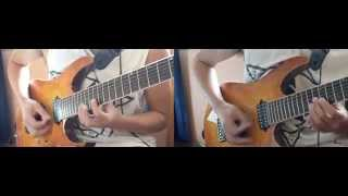 Dance Gavin Dance - We Own The Night (guitar cover) + guitar tab (check description)