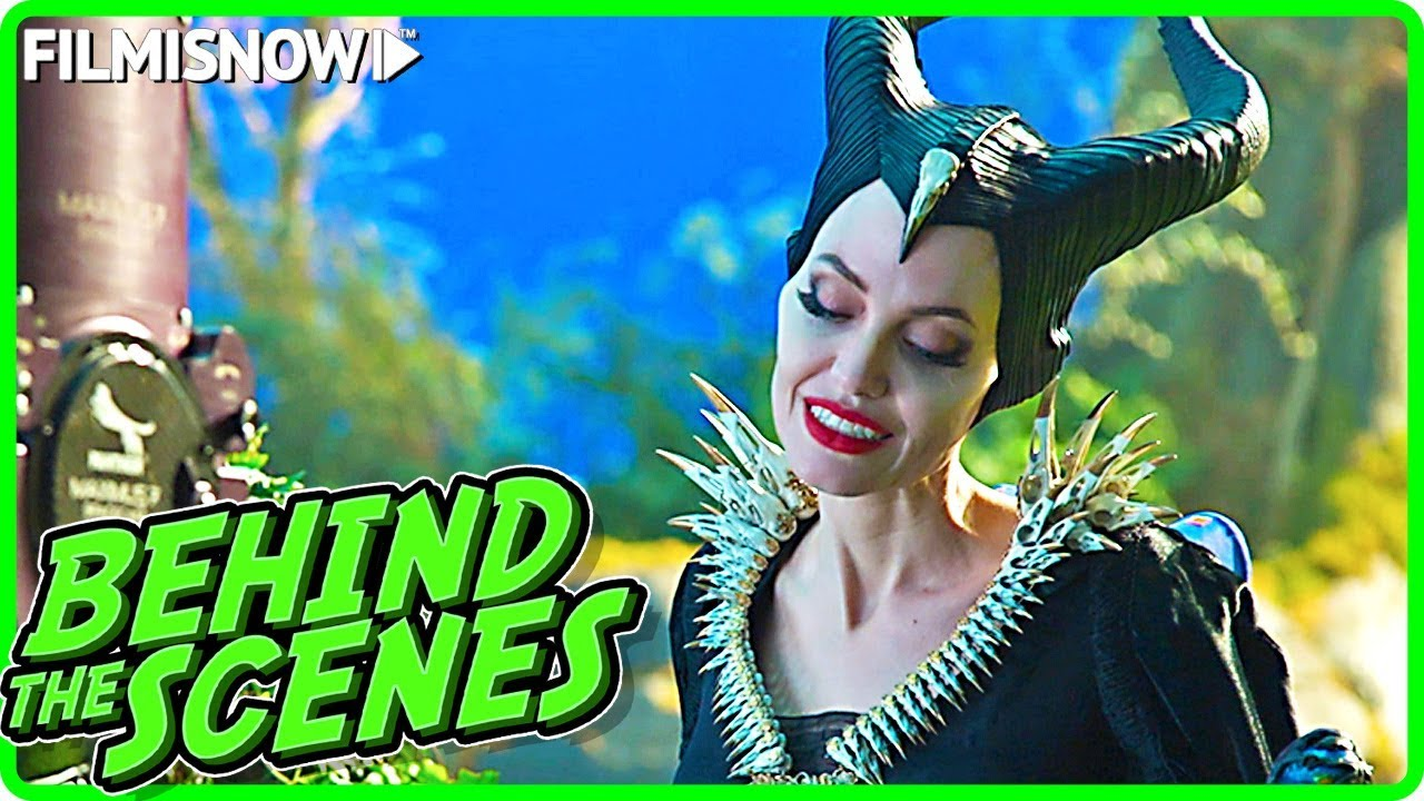 Maleficent Mistress Of Evil 2019 Behind The Scenes Of Angelina Jolie Disney Movie