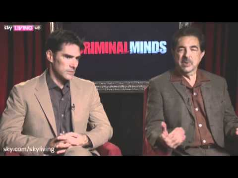 Thomas Gibson and Joe Mantegna talk about Criminal Minds season 7