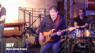 Fractal AX8 - Little Wing  - cover by MFP Marco Fanton Project
