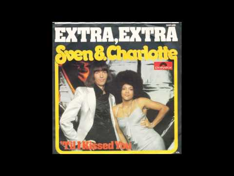 "Sven & Charlotte – ""Extra Extra"" (Germany Polydor) 1976"