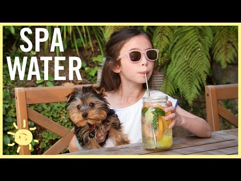 EAT | Spa Water (aka Fruit Infused Water)