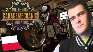 SYMULATOR MECHANIKA MOTOCYKLOWEGO - Motorbike Garage Mechanic Simulator
