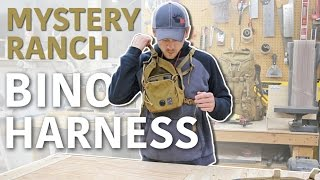 Mystery Ranch Quick Draw Bino Harness - First Look