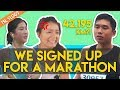 WE TRAINED FOR A 42KM MARATHON IN 2.5 MONTHS | TSL Vlogs