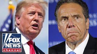 'The Five' condemn Cuomo's language toward Trump as 'unhelpful'