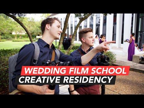 Wedding Filmmaker Creative Residency in New York City