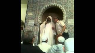 prière vendredi mosquée el mohsinine à bruxelles - 1.avi