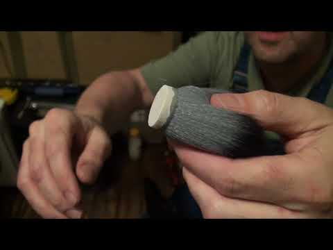 Kent brushes - made with love - YouTube