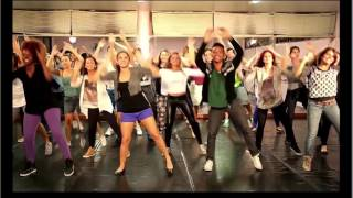 Video Flash mob GMG Rio