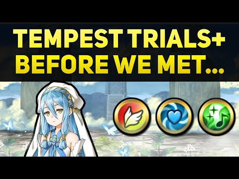 Young Azura + Atk/Def Bond Sacred Seal! | Tempest Trials+: Before We Met... Rewards