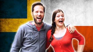 POLISH VS SWEDISH - Language Challenge