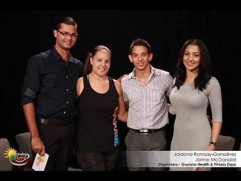 Guyana Health & Fitness Expo | The Morning Times