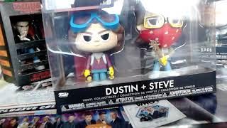 Dustin and Steve Stranger Things Vynl Review