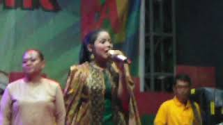 Bangbung Hideung, Eka Angelina Si Dasar Jodo Bersama Arbin Musik Bekasi