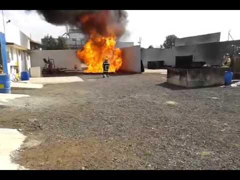 Map 90 Fire Extinguisher.Abc Dry Powder Map 90 Fire Extinguisher Test Kanex Fire