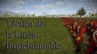 Táctica de la Linea Inquebrantable / Shogun 2 Total War / HD