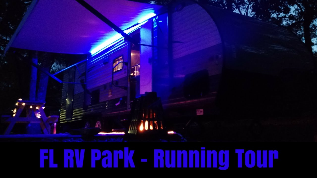 Luna Sands RV Resort Running Tour