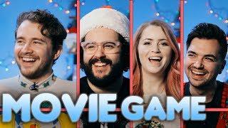 We play Christmas Movie Movie Game! (with SAM BASHOR!)